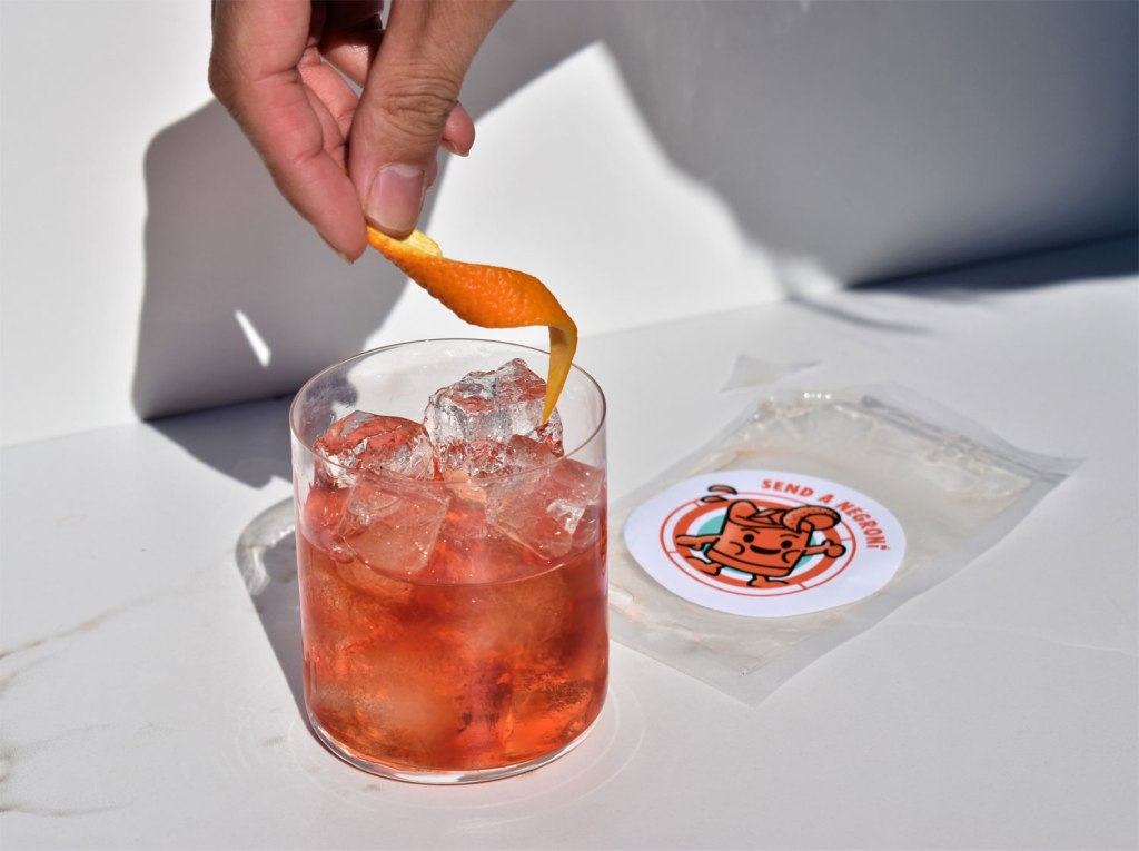 Send Some Bittersweet Love This Summer With Send A Negroni