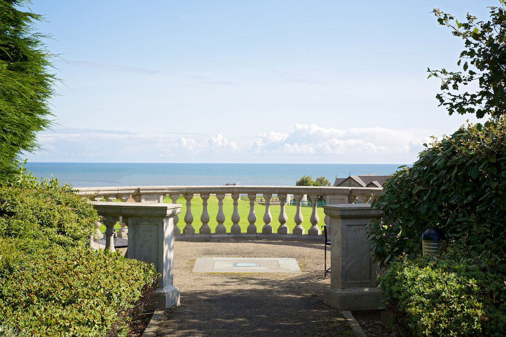 Views from Seaham Hall in Durham