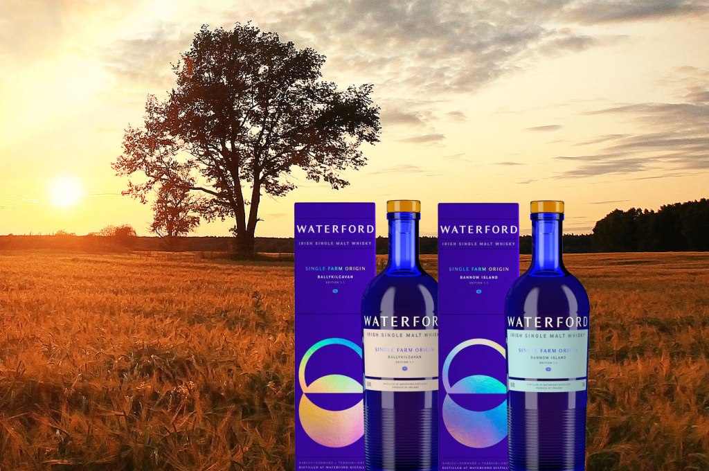 An Insight into Waterford's First Terroir-Driven Single Malt Whiskies