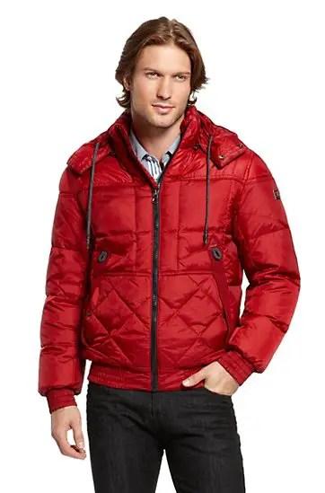 Hugo Quilted Jacket