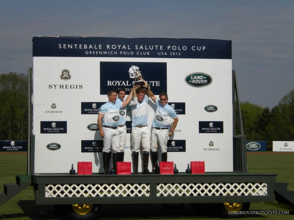 Sentebale Royal Salute Polo Cup