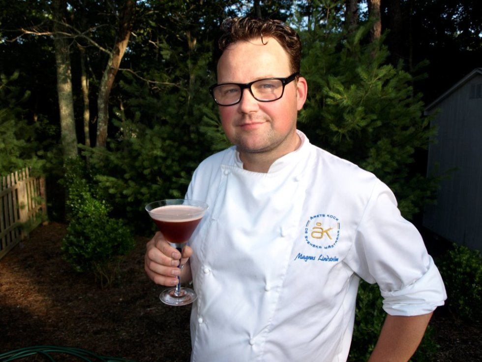 Chef, Magnus Lindström