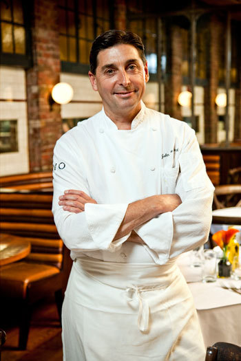 Executive Chef John Deloach Lavo NYC