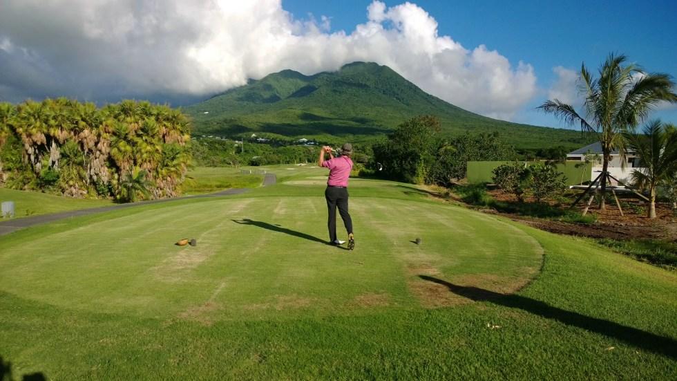 Four Seasons Nevis Golf