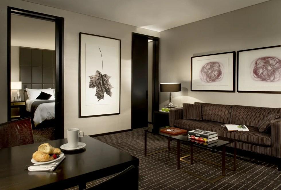 Hazelton Hotel - Executive Suite
