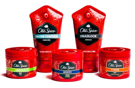 Old Spice Hair