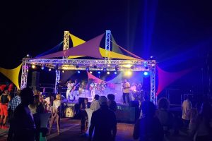 """The Scene: The United States Virgin Islands Hosts """"1 Night, 1 Fête"""" Carnival Event"""