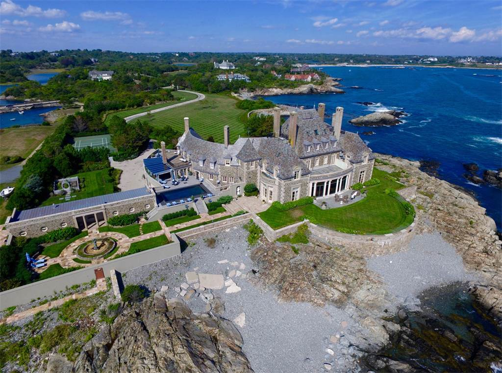 Homes Luxury Island Rhode Custom