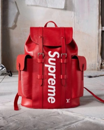 Supreme-Louis-Vuitton-Backpack