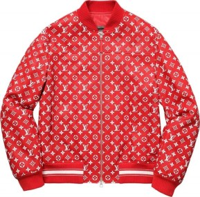 Supreme Louis Vuitton Jacket Bomber - Louis Vuitton x Supreme
