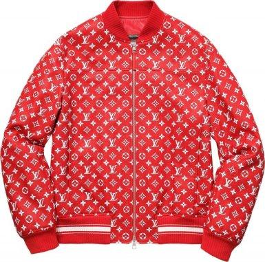 Supreme Louis Vuitton Jacket Bomber - Louis Vuitton x Supreme