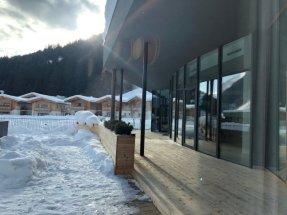 Feuerstein Family Resort Brenner aussen - Feuerstein Family Resort am Brenner in Südtirol - Entspannter Luxus