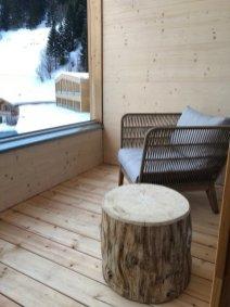 Feuerstein Family Resort Brenner balkon 1 - Feuerstein Family Resort am Brenner in Südtirol - Entspannter Luxus