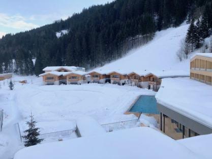 Feuerstein Family Resort Brenner hotel oben - Feuerstein Family Resort am Brenner in Südtirol - Entspannter Luxus