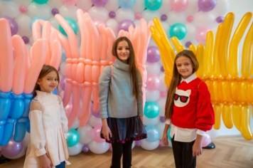 Designer Kindermode Kinderbekleidung KidsFashionShow 7 - Designer-Kinderkleidung bei der Prisco Project Kids Kindermodenschau in München