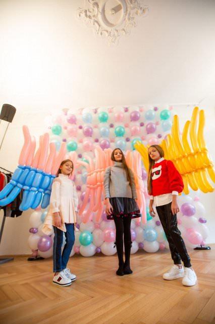 Designer Kindermode Kinderbekleidung KidsFashionShow 8 - Designer-Kinderkleidung bei der Prisco Project Kids Kindermodenschau in München