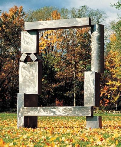 Cubi XXVIII David Smith