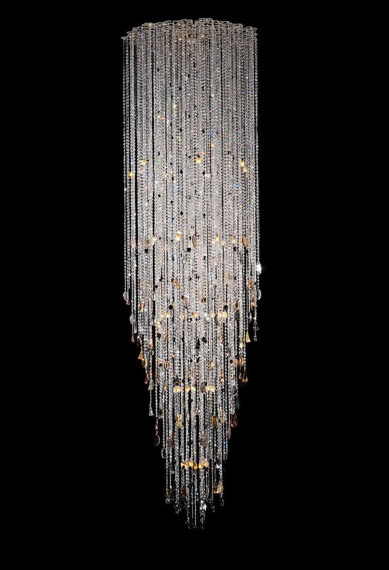 Di ele fra su pinterest. Lampadari In Cristallo Classici E Moderni Stile E Design Italiani Di Pataviumart