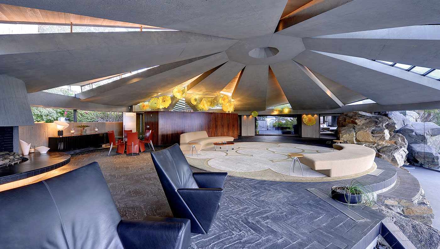 Hide Out In This Real 10 Million James Bond Villain Lair