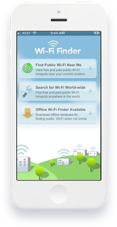 travel apps wifi