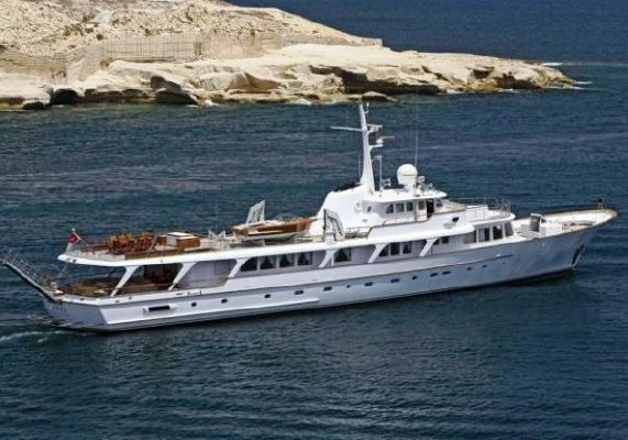 1968 Arsenal Do Alfeite Motor Yacht Boats Yachts For Sale