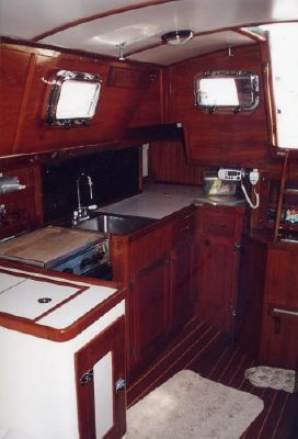 1977 Cheoy Lee Richards 32 Boats Yachts For Sale