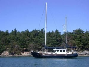 1977 Fisher 46 Boats Yachts For Sale