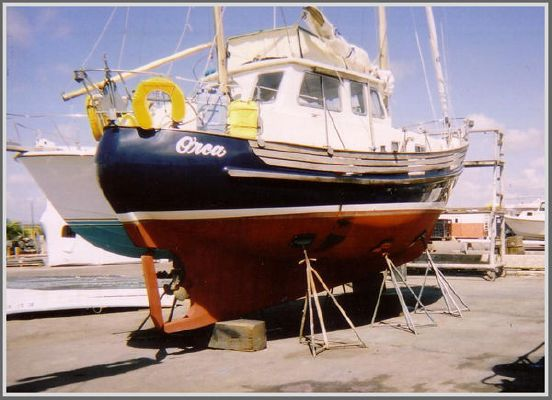 1977 Fisher Northeaster PH Motorsailer Boats Yachts For Sale