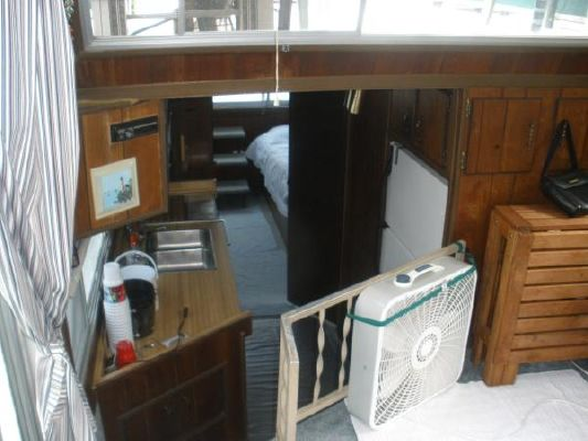 1977 Gibson HOUSEBOAT Boats Yachts For Sale
