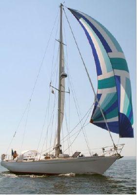 1979 Bowman Corsair 46 Cutter Boats Yachts For Sale