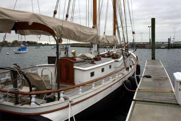 1980 Murray Peterson Coastal III Schooner Boats Yachts
