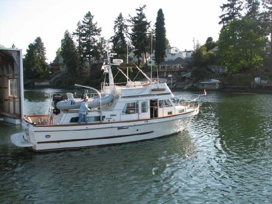 1981 Sunnfjord Trawler Boats Yachts For Sale