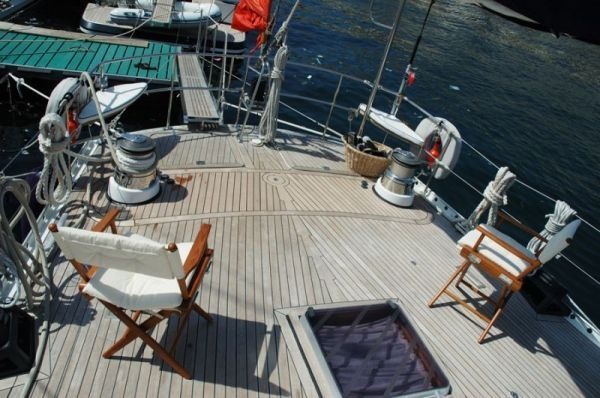 1981 Swan 76 CB Ketch Boats Yachts For Sale