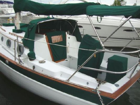 1984 Pacific Seacraft Orion 27 Boats Yachts For Sale