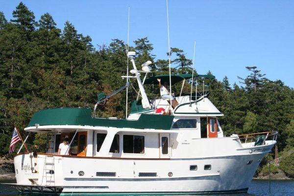1985 Defever Raised Pilothouse Trawler Boats Yachts For Sale