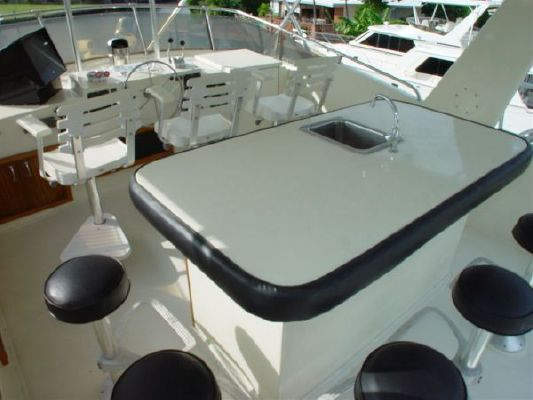 1988 Hatteras Cockpit Motoryacht Boats Yachts For Sale