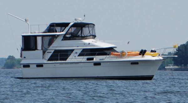 1989 Carver 42 Aft Cabin Motoryacht Boats Yachts For Sale