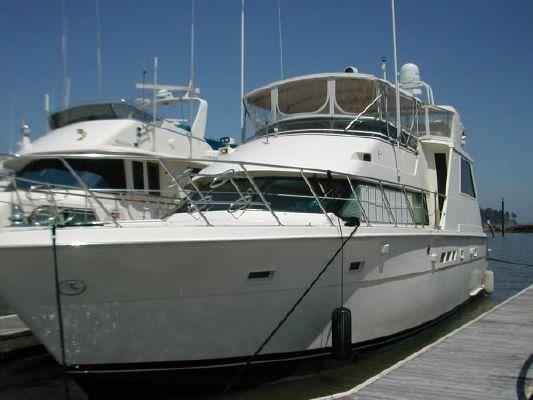 1990 Hatteras Cockpit Motoryacht Boats Yachts For Sale