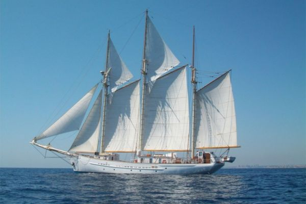 1990 Three Masted Schooner 121 Boats Yachts For Sale
