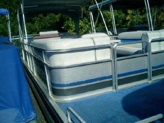 1992 Harris Kayot 24 Pontoon Boats Yachts For Sale