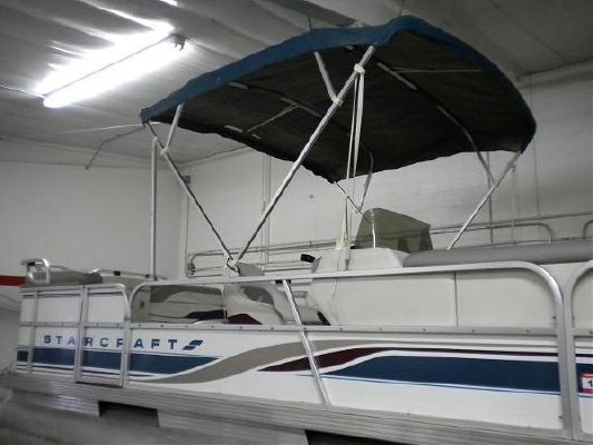 1995 STARCRAFT MARINE 200 DLX Pontoon Boats Yachts For Sale