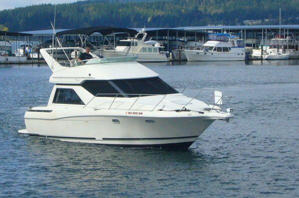 1996 Bayliner 3258 Avanti Flybridge Sedan Boats Yachts For Sale