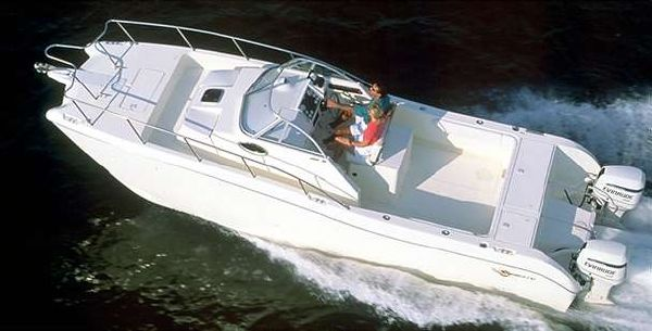 1998 World Cat 266 SC Boats Yachts For Sale