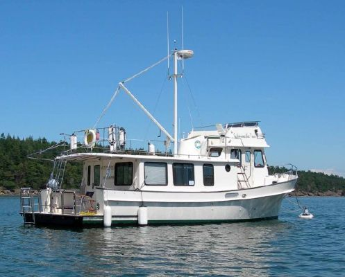 2000 Pacific Trawlers Pilothouse Boats Yachts For Sale