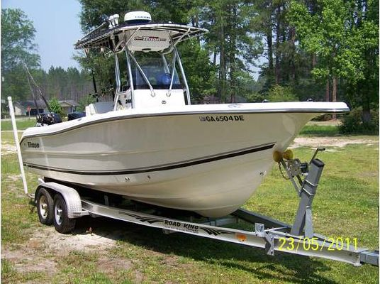 2005 Triton 2486 Center Console Boats Yachts For Sale
