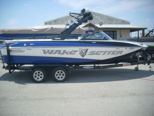 2008 Malibu 23 LSV WAKESETTER Boats Yachts For Sale