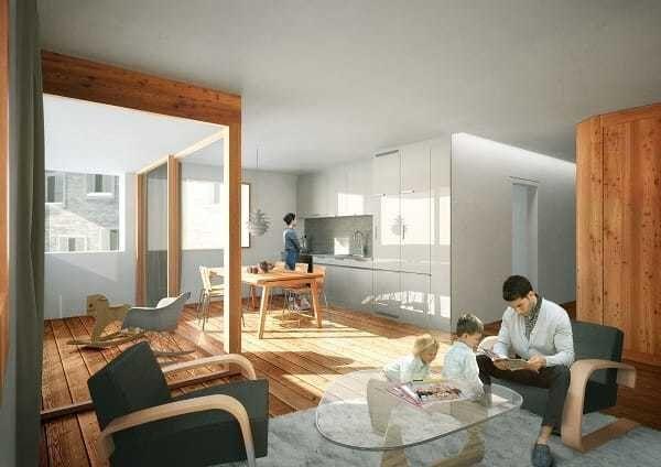 Andermatt apartment
