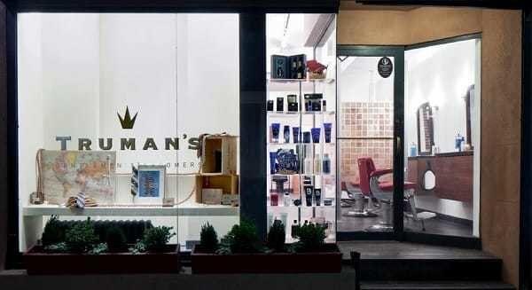 Truman's Gentlemen's Groomers in New York City