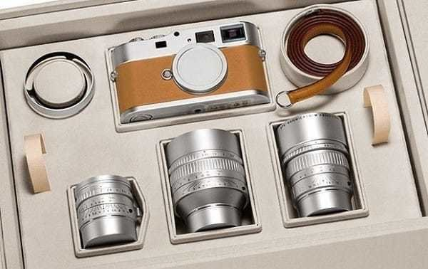 Leica Hermes Limited Edition Camera