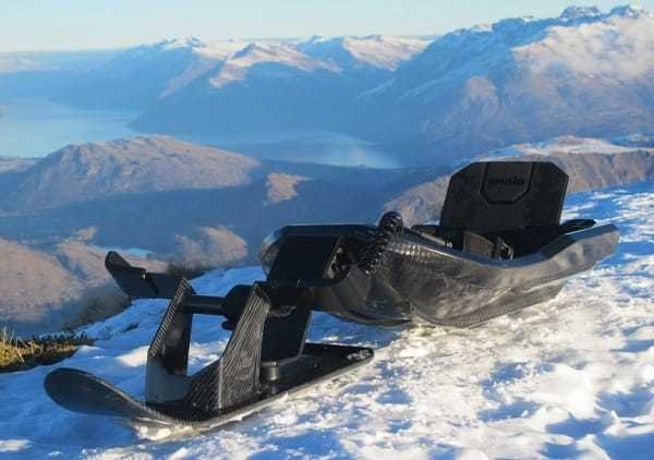 Snolo Stealth-X Snow Sled